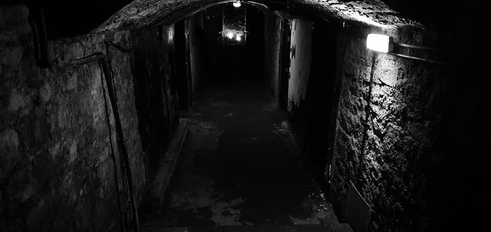 Halloween Niddry Street Vaults Ghost Hunts Edinburgh Scotland Thumbnail Image