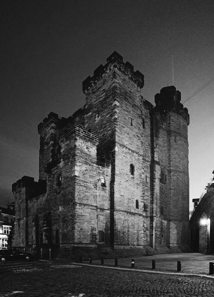 Castle Keep Ghost Hunt, Newcastle Thumbnail Image