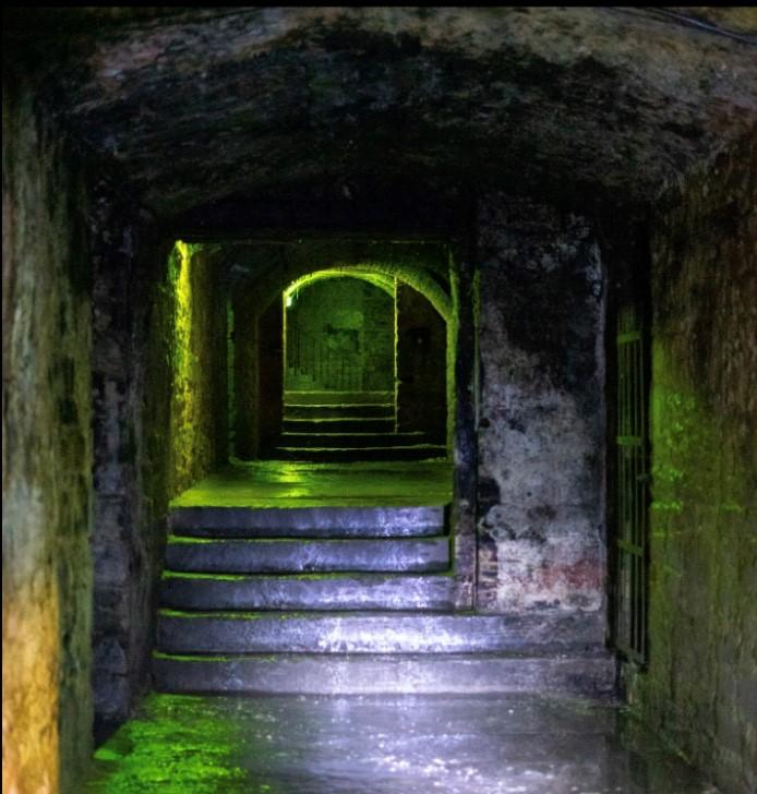 The Watcher, The South Bridge Vaults Edinburgh's Most Haunted